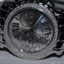 Chopard Happy Sport XL Chronograph Diamonds