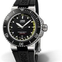 Oris Aquis Depth Gauge 01 733 7675 4154-Set RS 2020 new
