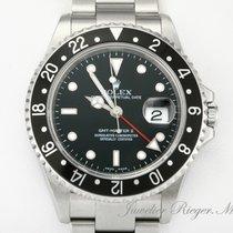 Rolex GMT Master II Stahl 16710 T 2006 Automatik