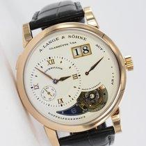 A. Lange & Söhne 704.032 Rose gold 2001 Lange 1 38.5mm pre-owned
