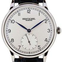 Hentschel H1 Chronometer White Gold / Steel, 39.5mm German...