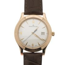 Jaeger-LeCoultre Or rose 40mm Remontage automatique 147.2.37.S occasion