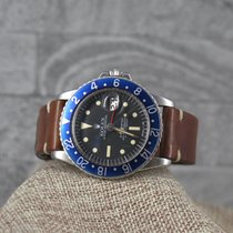 Rolex 1675 Radial Dial GMT-Master with Blueberry Insert