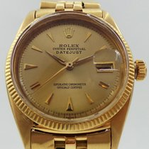 Rolex 6305 Yellow gold 1940 Datejust 36mm pre-owned United States of America, Texas, Houston