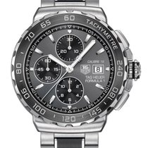 TAG Heuer Chronograph 44mm Automatic 2019 new Formula 1 Calibre 16 Grey