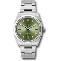 Rolex Air King Steel 34mm Green United States of America, Pennsylvania, Holland