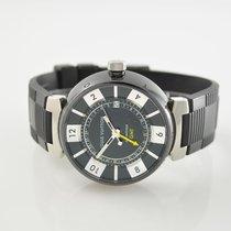 Louis Vuitton Tambour GMT Ref. Q113K