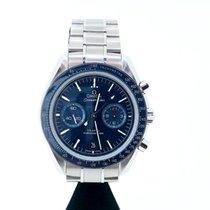 Omega Titanio Automático Azul Árabes 44.25mm nuevo Speedmaster Professional Moonwatch