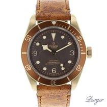 Tudor Chronometer 43mm Automatic 2017 new Black Bay Bronze Brown