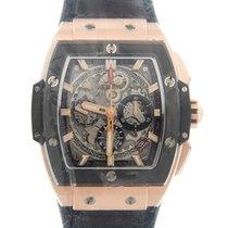 Hublot Big Bang 18k Rose Gold Black Automatic 641.OM.0183.LR