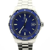 TAG Heuer Aquaracer 500M Staal 41mm