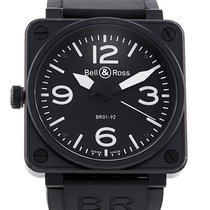 Bell & Ross Watch BR01-92 Carbon