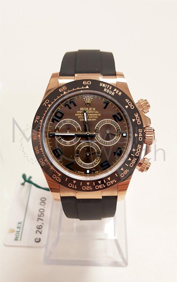 Koupě hodinek Rolex Růžové zlato  75cc1bb0ac