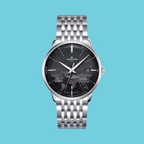 Junghans Steel Quartz 058/4803.44 new