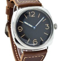 Panerai Special Editions Steel 47mm Black United States of America, Indiana, Carmel
