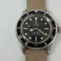 Tudor pre-owned Automatic 39mm Black Plexiglass 20 ATM