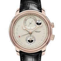 Parmigiani Fleurier Toric new Automatic Watch with original box and original papers PFC493-1002400-HA1442