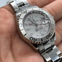 Rolex Yacht-Master Steel 29mm Silver No numerals UAE, Abu Dhabi