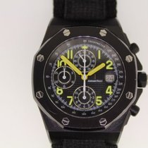 Audemars Piguet Royal Oak Offshore Chronograph Acier 44mm Noir Arabes