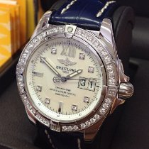 Breitling Cockpit Steel 41mm Mother of pearl