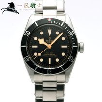 Tudor 79230N Steel Black Bay 41mm pre-owned