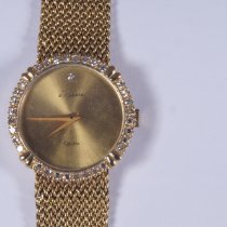 Carl F. Bucherer Yellow gold 16mm Quartz Carl F. Bucherer A971 Woman's 18K Gold Watch pre-owned