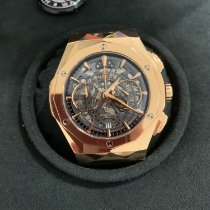 Hublot Rose gold 45mm Automatic 525.OX.0180.RX.ORL18 pre-owned Malaysia, MONT KIARA