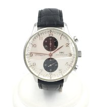 IWC Portuguese Chronograph IW371411 2003 pre-owned
