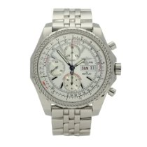 Breitling Bentley GT Acero 44mm Blanco Sin cifras