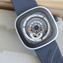 Sevenfriday new Automatic 47mm Steel Mineral Glass