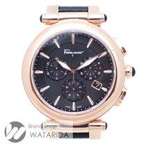 Salvatore Ferragamo 41mm Chronograf FCP060017 nové