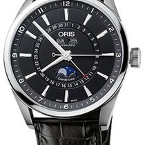 Oris Artix Complication Steel 42mm Black