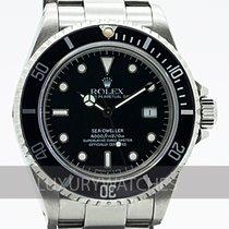 Rolex Sea-Dweller 4000 použité 40mm Černá Ocel
