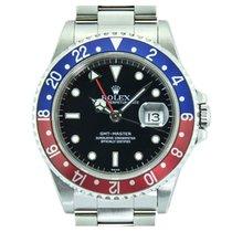 Rolex GMT-Master Steel 40mm Black No numerals United Kingdom, London