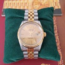 Rolex 16233 Or/Acier 1996 Datejust 36mm occasion France, Paris