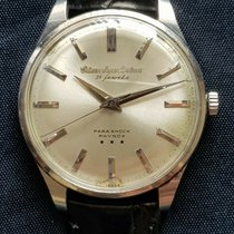 Citizen pre-owned Manual winding 37mm Champagne Plexiglass