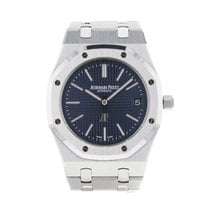 Audemars Piguet Royal Oak Jumbo Сталь Синий