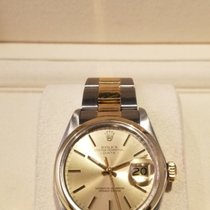 Rolex Oyster Perpetual Date 1500 Rolex Date Two Tone Steel and Gold 18k 1978 pre-owned