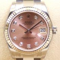 Rolex Datejust, Ref. 178274 - rosa Diamant Zifferblatt/Oysterband