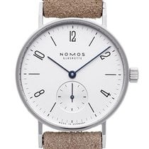 NOMOS Tangente 33 new 2019 Manual winding Watch with original box and original papers 122