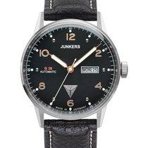 Junkers G38 Steel 42mm Black