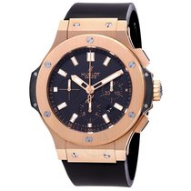Hublot Big Bang 44 mm Rose gold 44mm Black No numerals United States of America, New York, Greenvale
