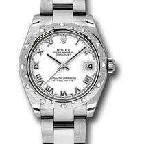 Rolex Lady-Datejust Steel 31mm White Roman numerals United States of America, New York, Greenvale