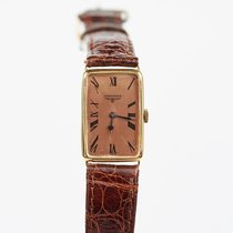 Longines Rose gold pre-owned