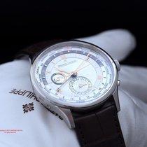 Maurice Lacroix Masterpiece Worldtimer MP6008 Automatic Watch...