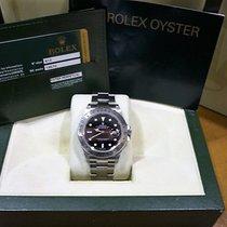 ロレックス (Rolex) Explorer II RRR Card Calibre 3185