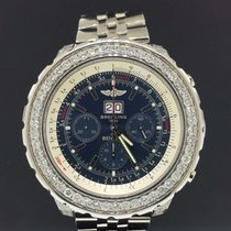 Breitling A44362 Steel 2010 Bentley 6.75 48mm pre-owned United States of America, New York, New York