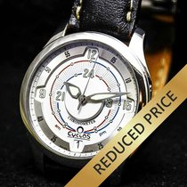 Cyclos AMPM Dark Stahl PAR.SSO.45 Chronometer -  PAR.SSO.45