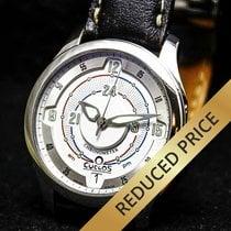 Cyclos Watch AMPM Dark Stahl PAR.SSO.45 Chronometer