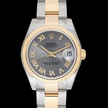 Rolex Lady-Datejust Plata